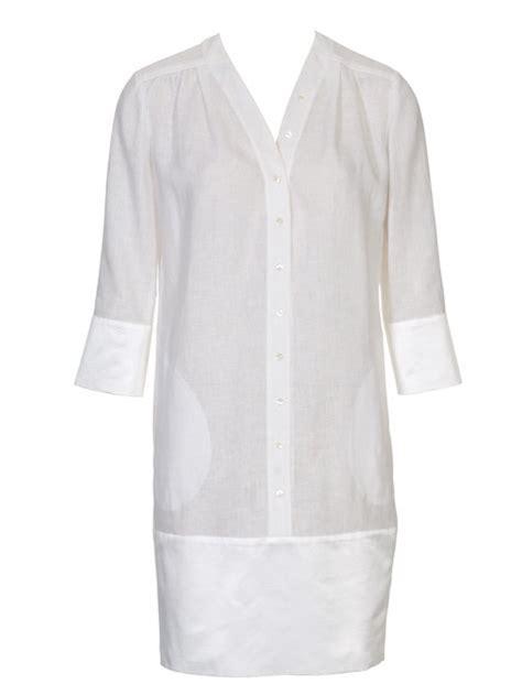 pattern for linen shirt linen shirt dress 06 2011 105b sewing patterns
