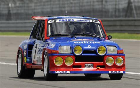 renault 5 maxi turbo 3 im 225 genes renault 5 maxi turbo que deber 237 as utilizar