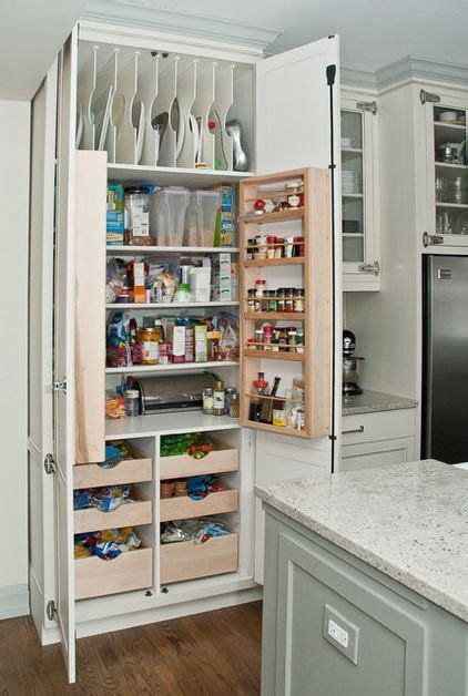 kitchen pantry for organized and neat kitchen trellischicago 288 best images about kitchen and dining on pinterest