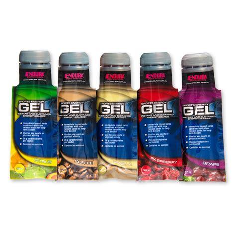 Endura Sports Energy Gels Coffee Flavour endura sports energy gels citrus grape vanilla raspberry