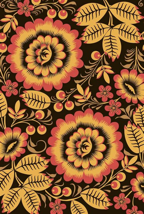 pinterest russian pattern russian floral motif maybe to use as a basis for an