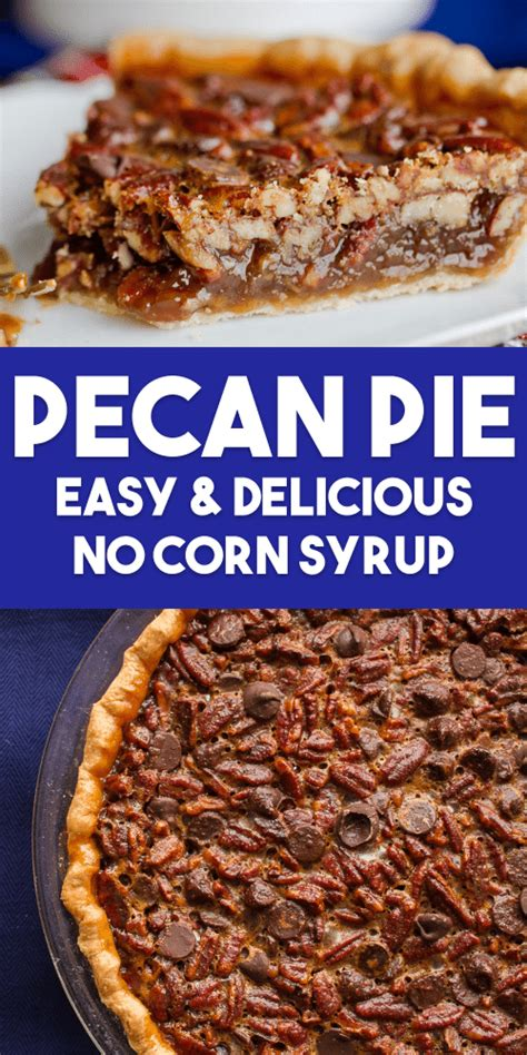 pecan pie  corn syrup love   oven