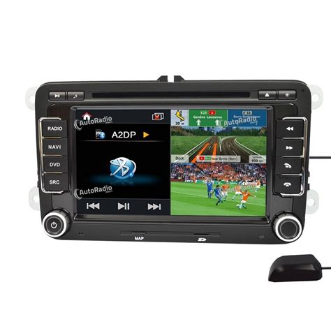 poste autoradio gps dvd vw golf car dvd volkswagen aux