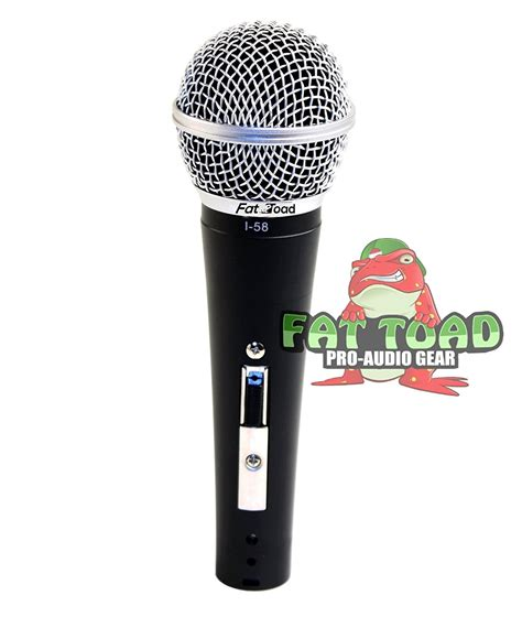 Stand Microphone Vocal microphone boom stand package with cardioid vocal
