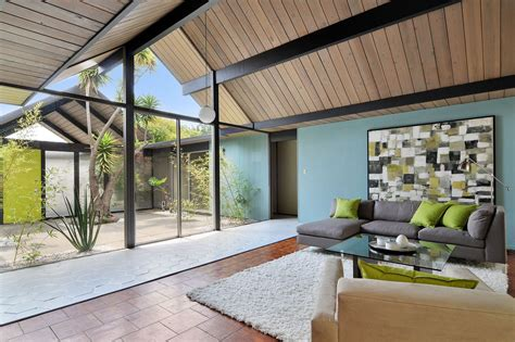 eichler style homes this original character atrium eichler home has 5 bedroom