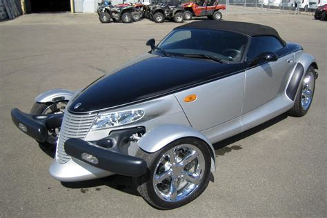 2001 plymouth prowler convertible 187237