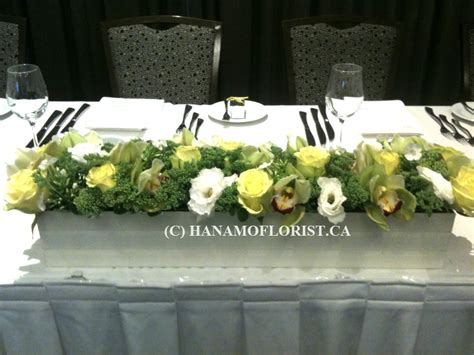 table arrangement wedo820 modern table arrangement hanamo florist