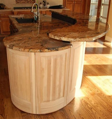 houzz com kitchen islands radius kitchen island traditional kansas city by