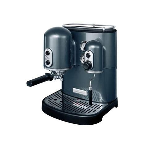 KitchenAid Artisan Espresso Machine   Pearl Metallic: Buy
