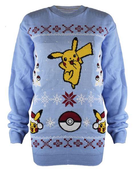 waitrose child christmas jumper boys children knitted pikachu jumper ebay