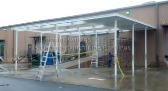 Awnings Greensboro Nc Aluminum Awnings Commercial Churches Public