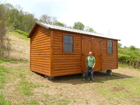 10x20 Shed For Sale by Supreme Shed Factory Direct Portable Buildings Rent To