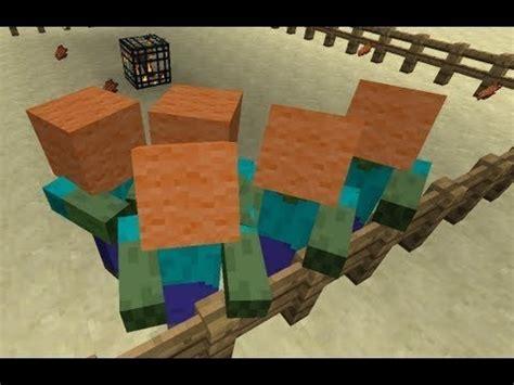 Handmade Minecraft - minecraft snapshot 12w32a custom mob gear mcedit filters