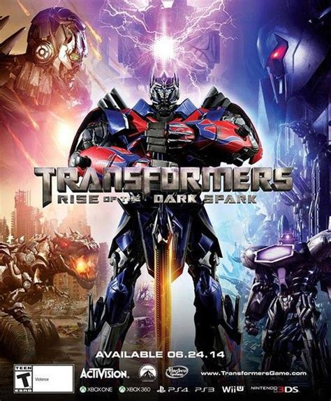 Pc Transformers Rise Of The Spark descargar transformers rise of the spark pc 2014