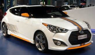 Hyundai Veloster Turbo Upgrades Hyundai Veloster Turbo Technical Details History Photos