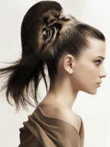 fast easy hair styles images