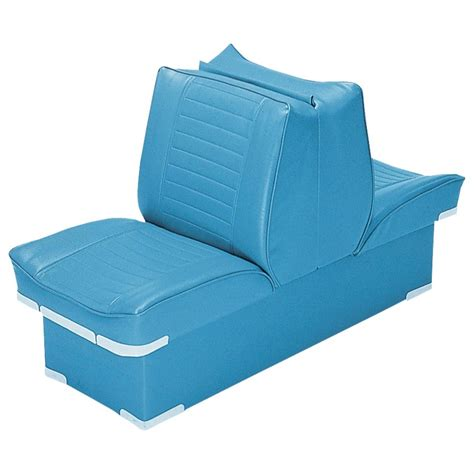 blue boat seats wise boat lounge seat 96441 fold down seats at