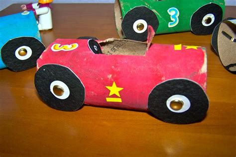 How To Make A Paper Race Car - ramky events