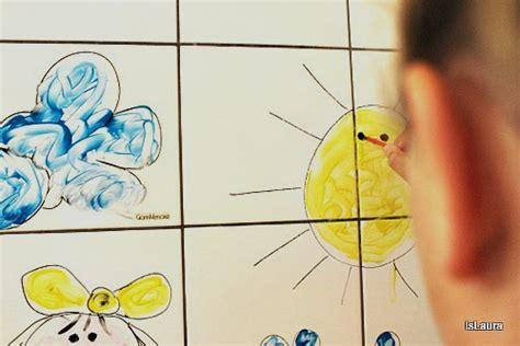 piastrelle disegnate coloriamo le piastrelle con esperienzacreativa i testi