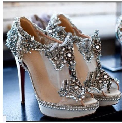 beaded heels shoes bridal heels beaded shoes beading sparkle