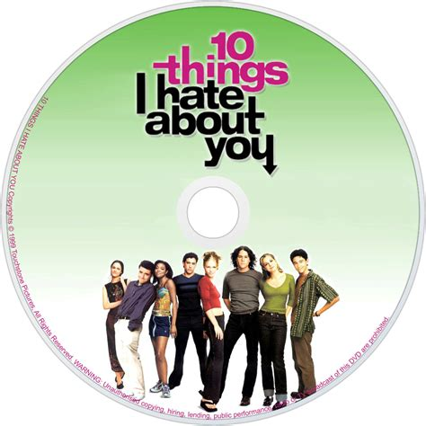 7 Things I Dislike About Reality Shows by 10 Things I About You Dvd Search Engine At