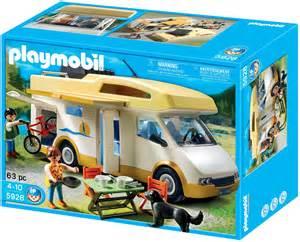 Playmobil camper playset free shipping