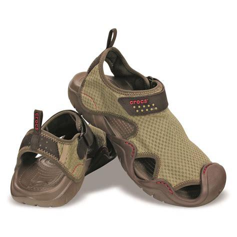 s crocs sandals crocs s swiftwater sandals 620895 sandals flip