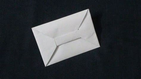 Origami Arts And Crafts - easy paper envelope origami for paper arts and