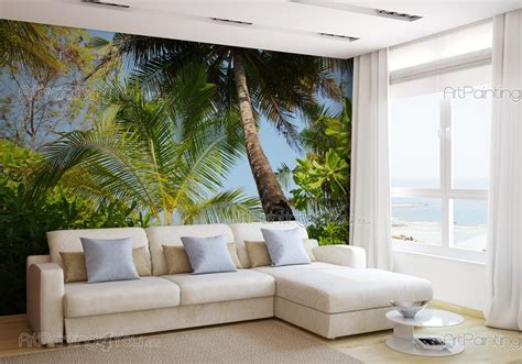 canvas wall murals wall murals tropical canvas prints posters maldives islands 2752en