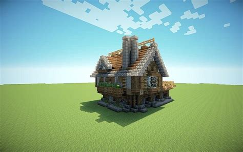 how to build a house in minecraft step by step tutorial building easy and pretty modular building 101 minecraft project