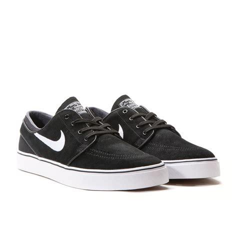 Nike Stefan Janoski by Nike Sb Zoom Stefan Janoski Black White 333824 026