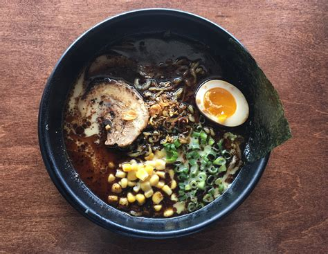 Ramen Ichiro Dallas Newest Ramen Spot Ichiro Ramen Now Open On Maple Avenue Dallas Observer