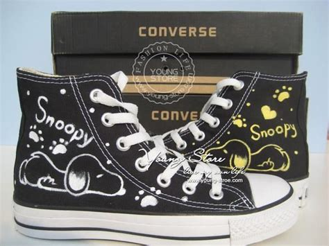 Shoes El 40080 i sooooo want these shoes snoopy tenis