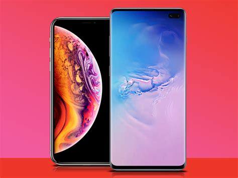 samsung galaxy s10 vs apple iphone xs max the weigh in stuff