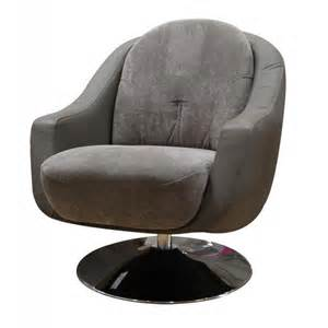 fauteuil design pivotant