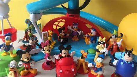 mickey y sus amigos mickey y sus amigos juguetes de mickey mouse mickey mouse clubhouse kidsplace town youtube