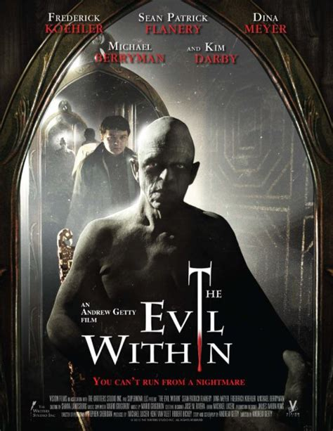 film horror within the evil within usa 2016 horrorpedia