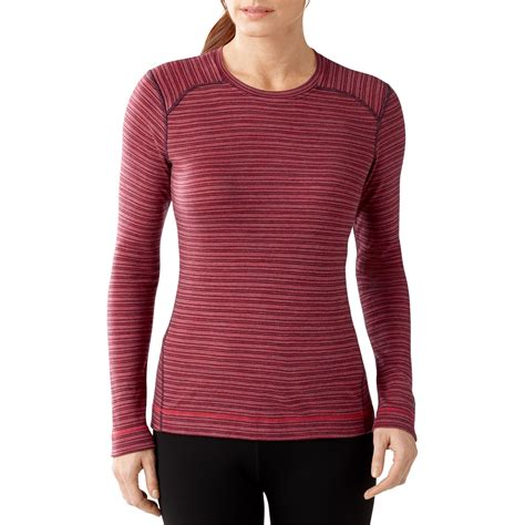 May Layer Top on sale smartwool nts mid 250 pattern crew baselayer top womens up to 45