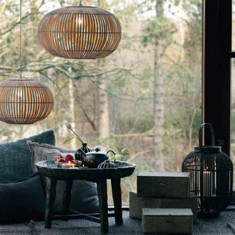 lustre en bambou suspension bambou suspension en bois zep broste copenhagen
