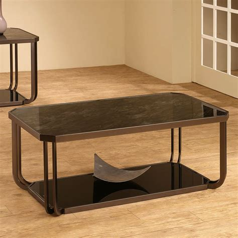 black tempered glass coffee table black tempered glass coffee table coaster furniture