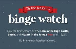 amazon original series binge watch amazon original series for free no prime