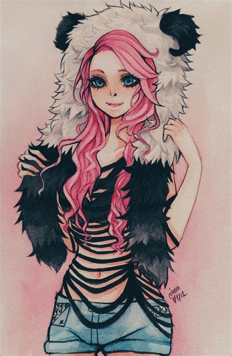 pin by mya on anime hair pinterest emo drawings and i love this drawing hot anime pinterest pink hair