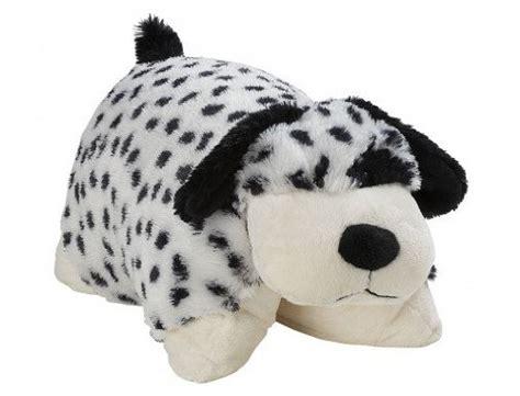 buy best pillow pet 9v0489r dalmatian large black