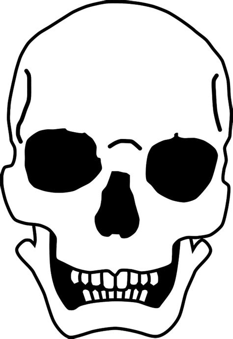 cartoon skull coloring page quot cartoon skull quot stickers by lucid reality redbubble