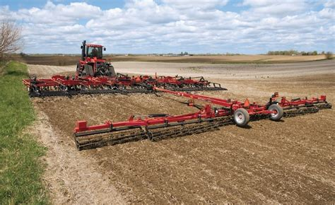seed bed stay flexible when prepping your seed bed case ih be ready