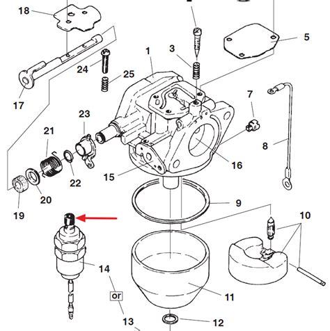 kohler carburetor diagram carburetor linkage for briggs and stratton engine diagram