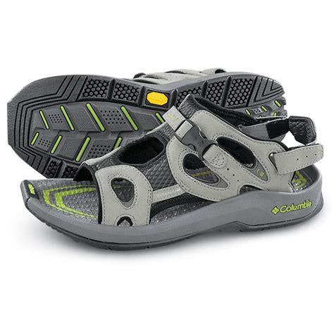vibram sandals s columbia titanium vibram 174 interchange sandals gray