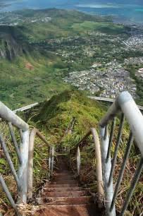 Stairs Hawaii by The Haiku Stairs Hawaii S Forbidden Stairway To Heaven