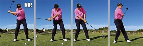 avoid slice golf swing the truth about ball flight golf tips magazine