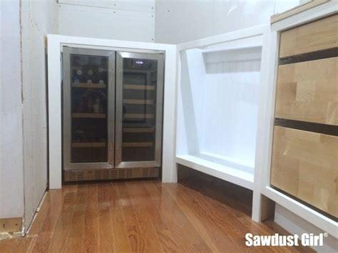cabinet beverage refrigerator built in wine and beverage refrigerator cabinet sawdust